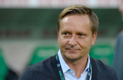 Ex-VfB-Manager Horst Heldt spürt Druck nur vor dem Klo