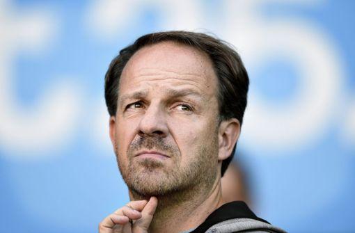 Ex-Trainer des VfB in Dänemark auf Meisterkurs
