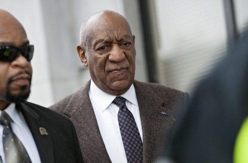 Bill Cosby muss erstmals öffentlich vor Gericht