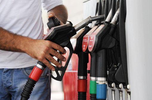 Benzinbetrüger auf frischer Tat ertappt
