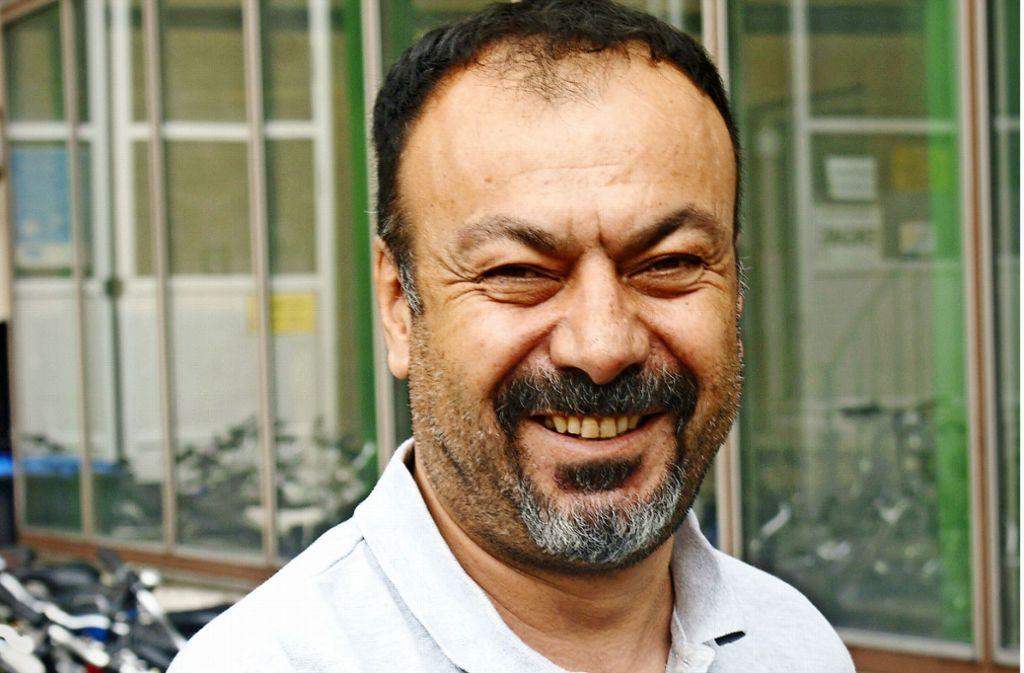 Der Grünen-Stadtrat Ismail Mutlu fühlt sich sehr gut integriert. Foto: Klaus Nonnenmacher