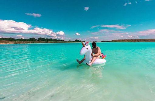 Wunderschöner See – mit einem großen Makel