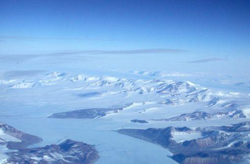 Wärmerekord in der Antarktis?