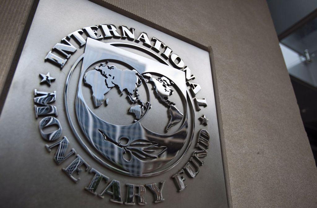 Der IWF erwartet die schlimmsten wirtschaftlichen Konsequenzen seit der Großen Depression. Foto: dpa/Jim Lo Scalzo