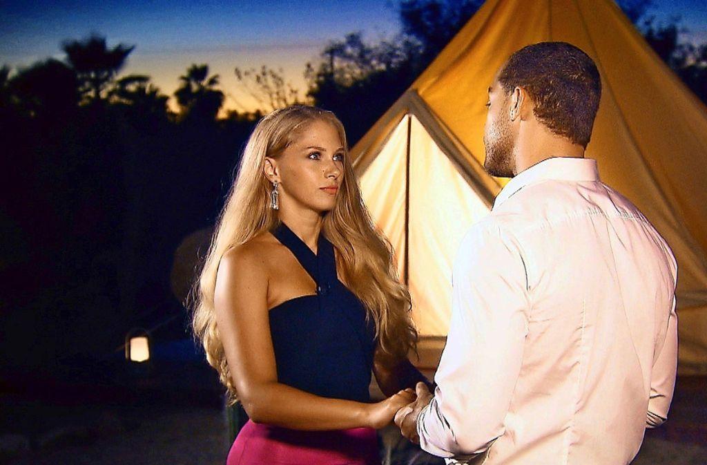 Ob hier schon das künftige Bachelor-Siegerpaar steht? Foto: RTL