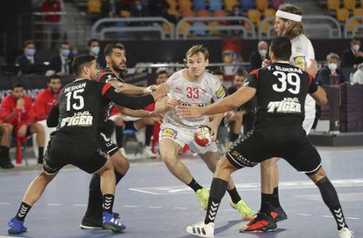 Dänemark nach Handball-Krimi im Halbfinale - Spanien trumpft auf