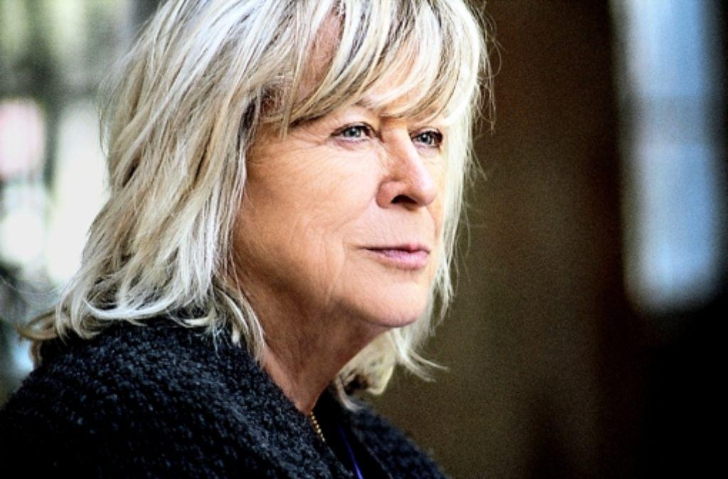 Geschmäht und verehrt: die Filmemacherin Margarethe von Trotta Foto: NFP