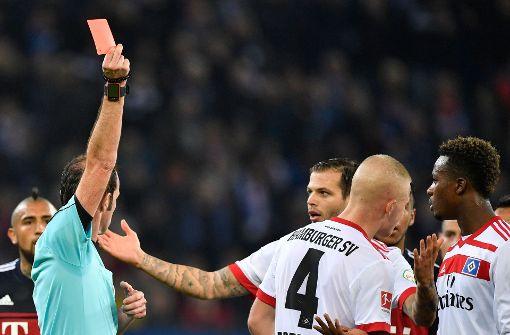 HSV-Profi Gideon Jung fehlt gegen den VfB Stuttgart