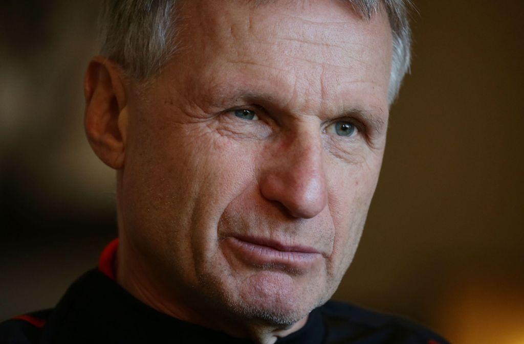 Michael Reschke war beim VfB Stuttgart kein Leisetreter. Foto: Baumann