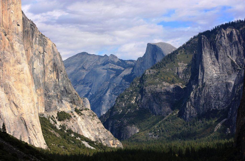 In einem australischen Nationalpark werden seit Jahren immer wieder erschreckende Leichenfunde gemacht. Auch im Yosemite-Nationalpark (Bild) in Kalifornien gab es in der Vergangenheit schon eine grausame Mordserie. Foto: AP
