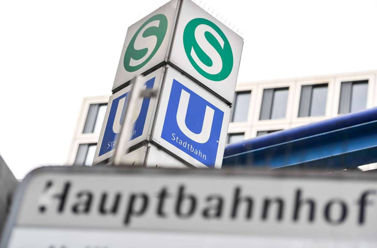 Der Vorfall ereignete sich am Mittwochmorgen im Stuttgarter Hauptbahnhof. Foto: Lichtgut/Max Kovalenko