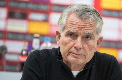 Das sagt VfB-Präsident Dietrich zur Diskussion