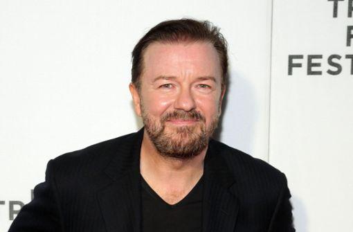 Ricky Gervais moderiert wieder