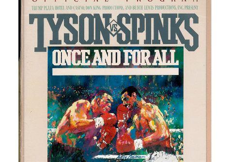 Tyson und Trump – ein seltsames Duo