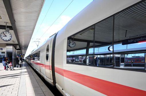Deutsche Bahn will Betrieb weiter aufrecht erhalten