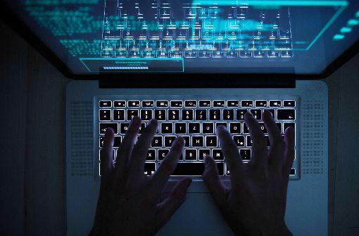 Porno läuft auf Infoterminal