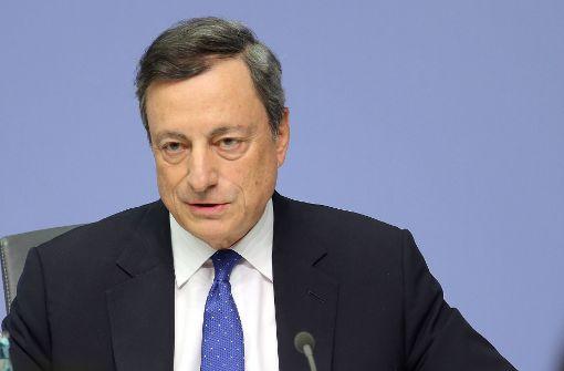 EZB legt eine halbe Billion Euro nach