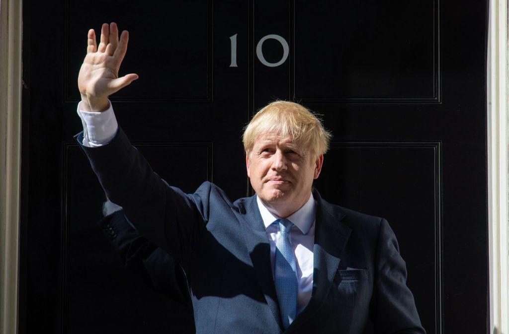 Boris Johnson ist neuer britischer Premierminister. Foto: dpa