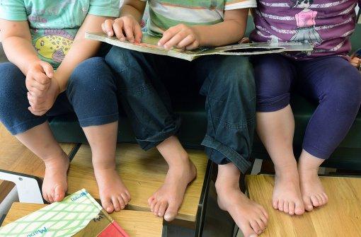 Kita-Plätze für über Dreijährige werden knapp