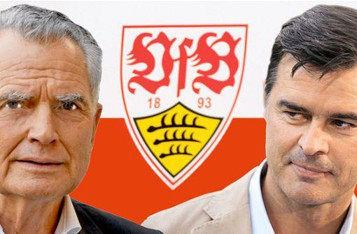 Berthold fordert  den VfB-Präsidenten heraus