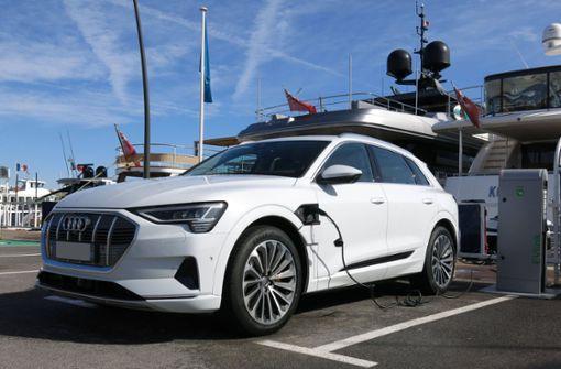 SUVs sind heimliche Gewinner der Umweltprämie für Elektroautos