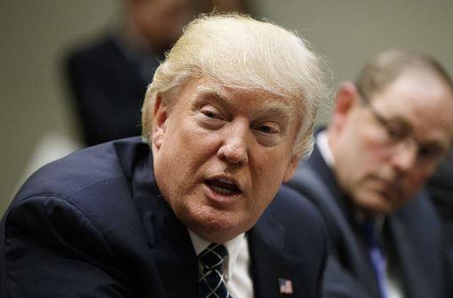 Trump weicht Klimaschutzbestimmungen auf