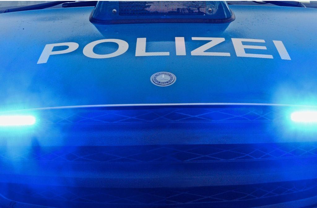 Die Polizei geht von einem Gewaltverbrechen aus. Foto: dpa