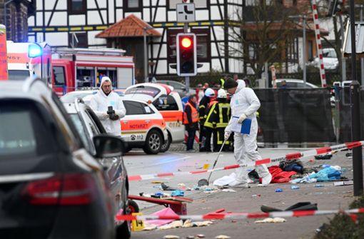 30 Menschen in Volkmarsen   verletzt –  zweite Festnahme