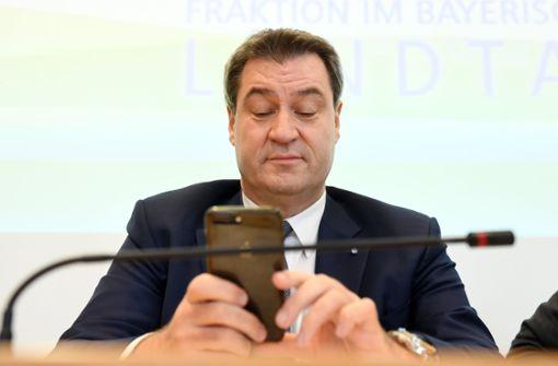 Söder trennt sich von Ministern – Kabinett soll jünger und weiblicher werden