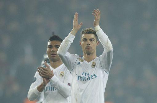 Real Madrid gewinnt, Liverpool im Schongang weiter
