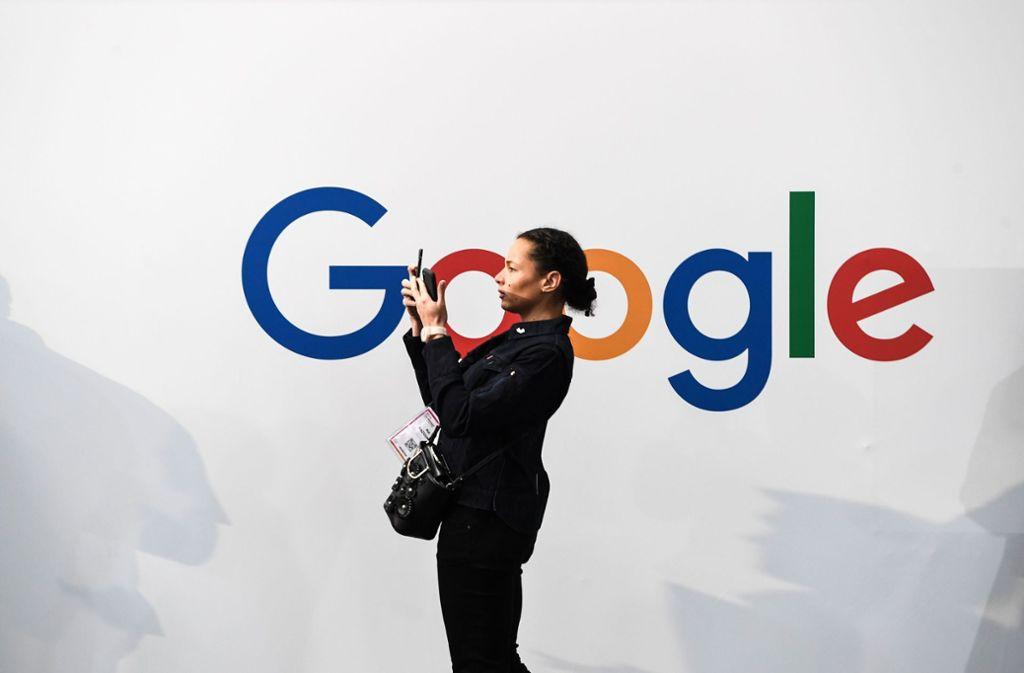 Eine gezielte Jobsuche bietet Google bereits seit 2017 in den USA an. Foto: AFP