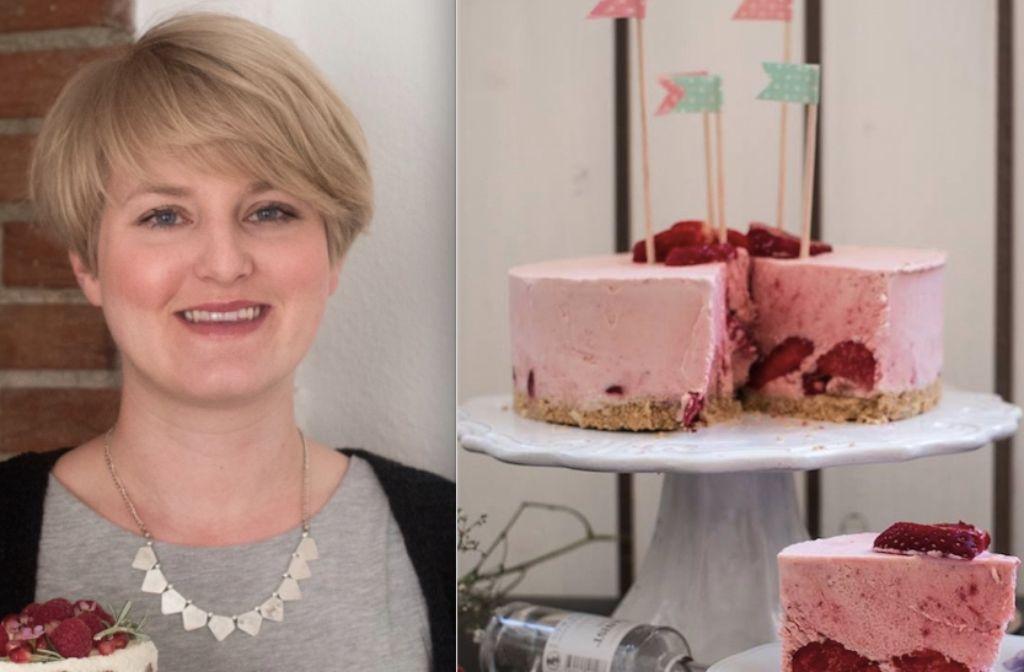 Foodbloggerin Jasmin Schlaich von Oh, wie wundervoll mag es, den Sommer auch geschmacklich zu feiern. Foto: Jasmin Schlaich