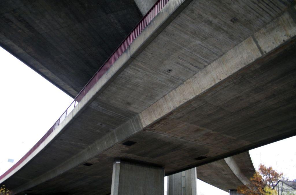 Kein Betonkunstwerk, sondern eine Rampe, die abgerissen werden soll: die Friedrichswahl Foto: Piechowski