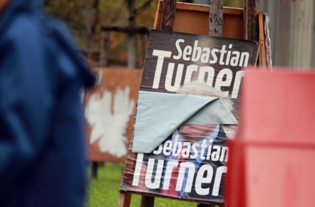 Um einen Blick zurück auf den Stuttgarter Wahlkampf zu werfen, klicken Sie sich durch die Bilderstrecke. Foto: Steinert