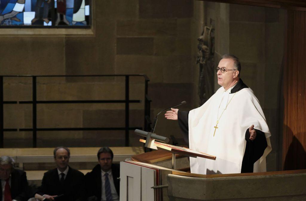 Württembergs Synode berät erneut über Gottesdienste für homosexuelle Paare. Foto: Lichtgut/Michael Latz