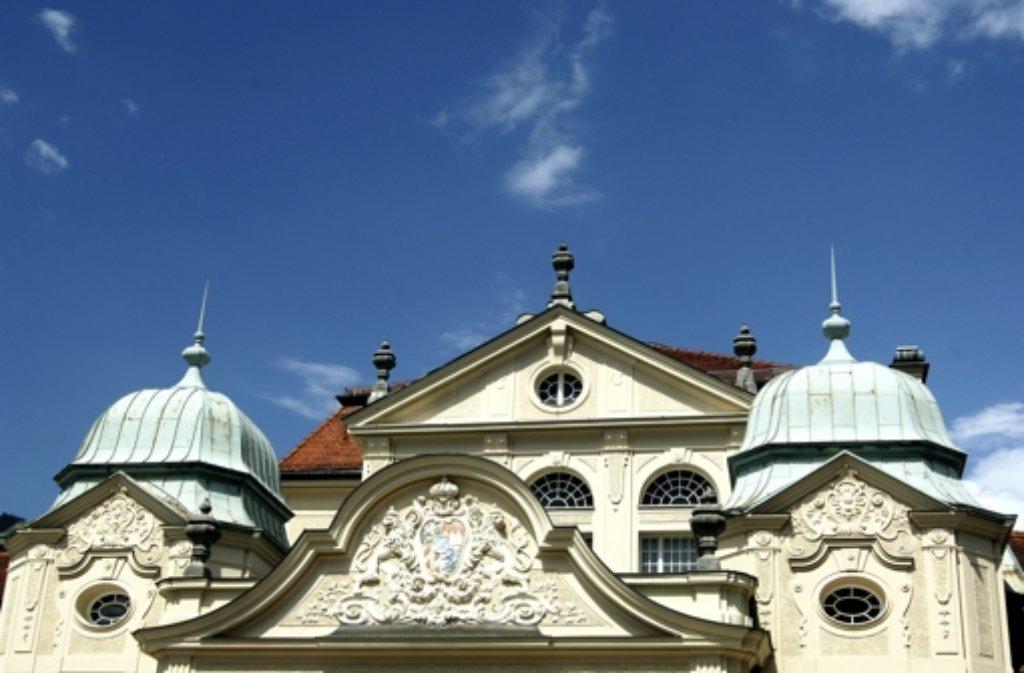 Im Königlichen Kurhaus von Bad Reichenhall soll es bei einer Sex-Party hoch hergegangen sein. Foto: dpa