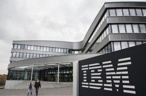 Gewerkschaft befürchtet  bei IBM  Kündigungen