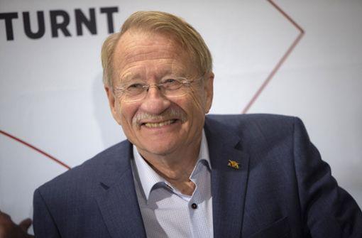 Wolfgang Drexler rettet   SPD  vor Absturz
