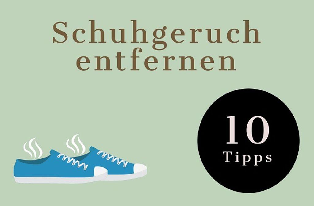Mit diesen Tipps frischen Sie Ihre Schuhe auf. Foto: Lukas Böhl / Piktochart