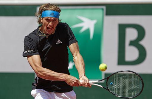 Alexander Zverev spielt am Weissenhof