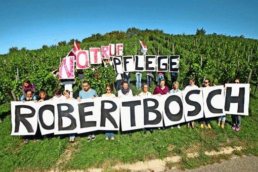 Notruf aus dem Robert-Bosch-Krankenhaus