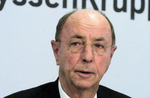 Wirtschaft und Politik würdigen verstorbenen Berthold Leibinger