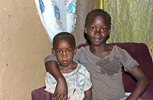 Patenschaft   gibt den Kindern einen Funken Hoffnung
