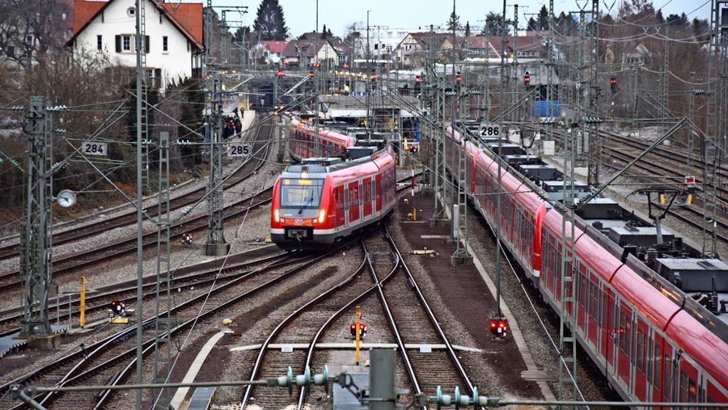 Regionalbahnhalt soll 2021 fertig werden