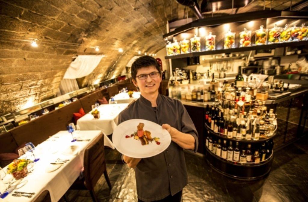 Andreas Hettinger hat im Restaurant Délice die Küche übernommen. Foto: factum/Granville