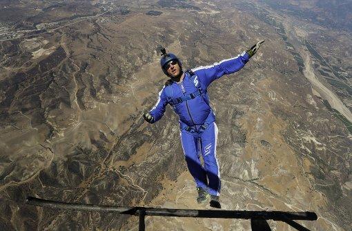 7620 Meter im freien Fall – ohne Schirm