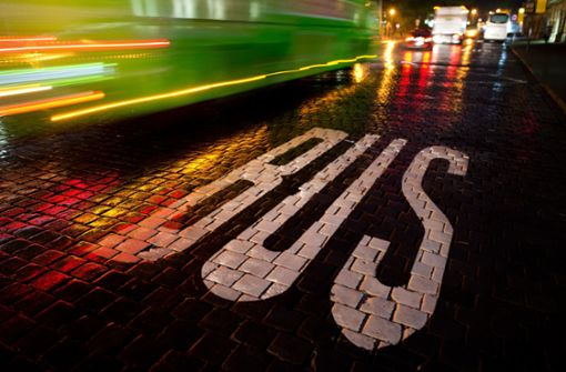 Scheuers  Busspur-Pläne ernten Kritik
