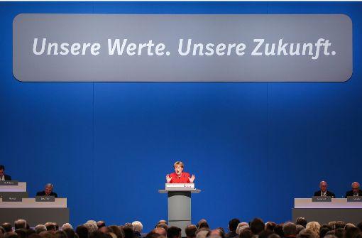 CDU will Deutsch im Grundgesetz haben