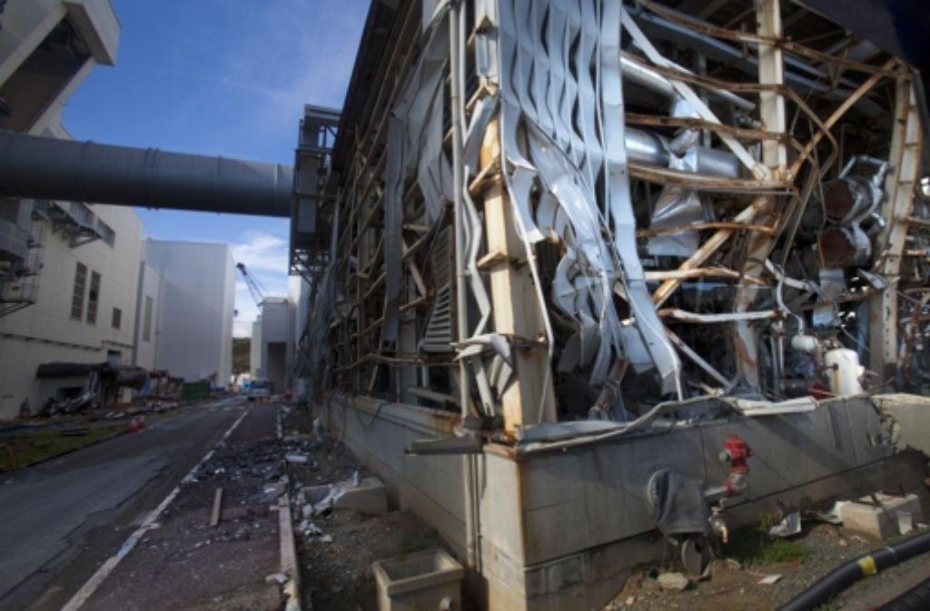 Das Reaktor-Unglück von Fukushima hat die Welt erschüttert. Foto: AP Pool