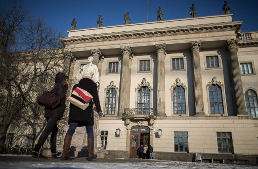 Baberowski lehrt an der Humboldt-Universität in Berlin. Foto: dpa